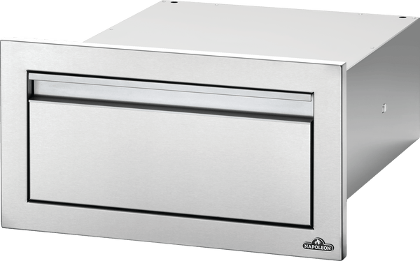 Napoleon Single Drawer Cabinet for Built In Gas Barbecue