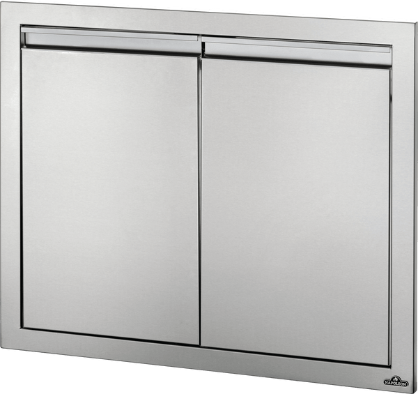 "Napoleon Built In Components - 30"" x 24"" Double Door"