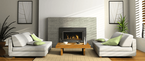 Savannah BL21 Zero Clearance Linear Gas Fireplace