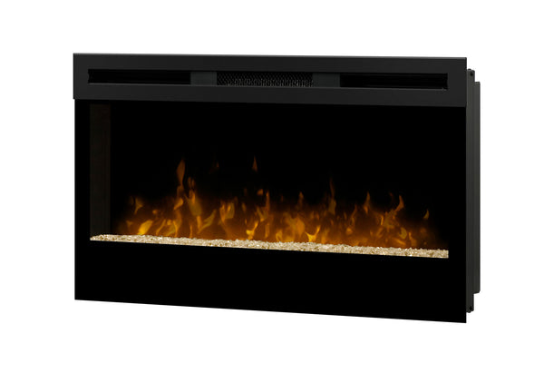 Dimplex Wickson Wall Mount Electric Fireplace | Patio Palace