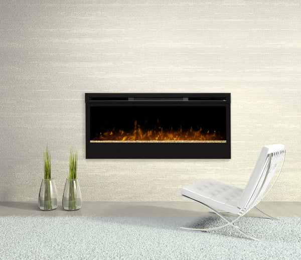 Dimplex Synergy Wall-Mount Electric Fireplace Wall | Patio Palace