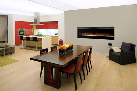 Dimplex Galveston Wall-Mount Electric Fireplace | Patio Palace - Windsor & London, ON
