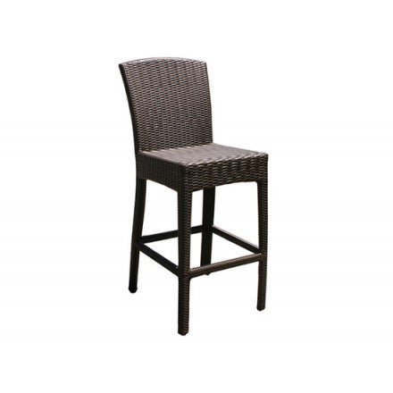 Bimini Dining - Counter Stool Saddle Wicker