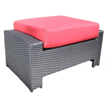 Bimini Deep Seat Ottoman by Cabana Coast - Saddle