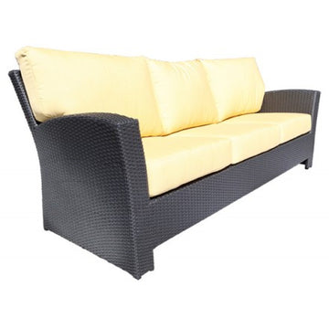 Bimini Deep Seat Sofa by Cabana Caost - Saddle