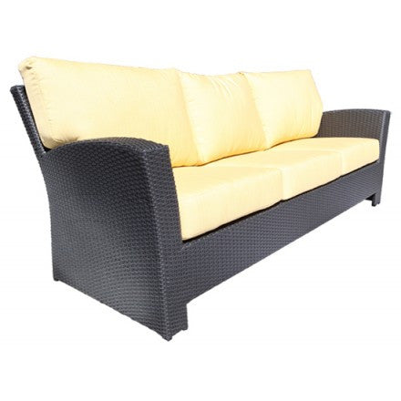 Bimini Deep Seat Sofa Saddle Wicker