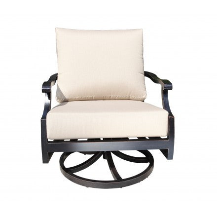 Bloom Deep Seat Swivel Rocker Front View