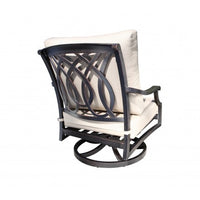 Bloom Deep Seat Swivel Rocker Back View