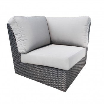 Brighton Outdoor Wicker corner module