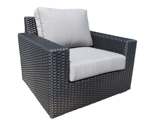 Brighton Deep Seat Chair Cabana Coast outdoor wicker