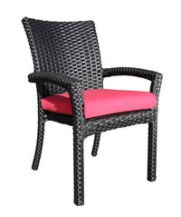 Brighton Dining Chair by Cabana Coast - Black