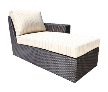 Brighton Sectional Right Arm Chaise by Cabana Coast