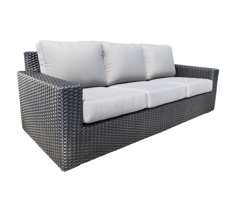 Brighton Outdoor Wicker sofa Cabana Coast