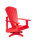 C02 Swivel Adirondack Chair