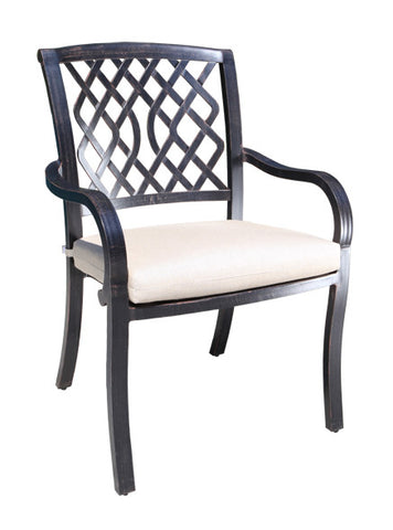 Carleton Armchair by Cabana Coast