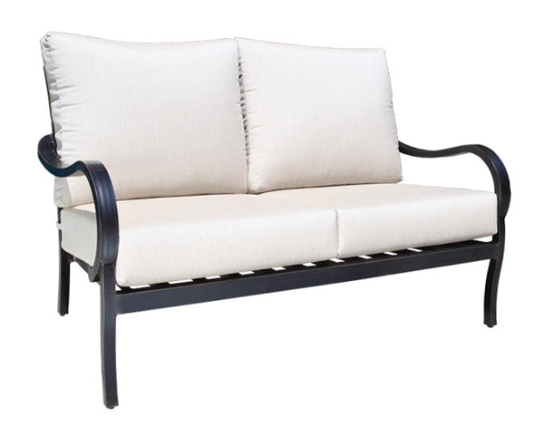 Carleton Deep Seat Loveseat by Cabana Coast