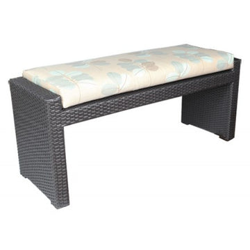 Chelsea 4' Dining Bench  by Cabana Coast