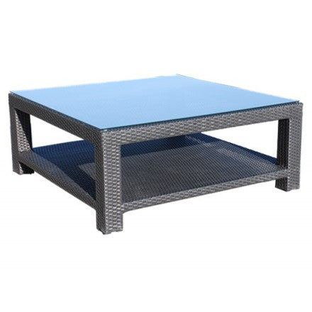 "Chorus Sectional 42"" Square Coffee Table"