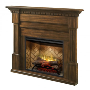 Christina (Buildrite series)  Mantel Electric Fireplace