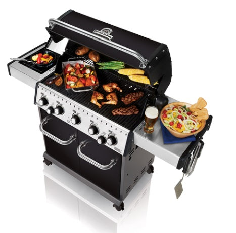 Broil King Baron 590 92318 Gas Grill
