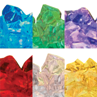 Colour Options for the Crystal bed