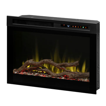 "26"" Landscape Driftwood Electric Fireplace - Dimplex"