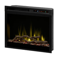 Dimplex Electric fireplace Insert with Driftwood Logs