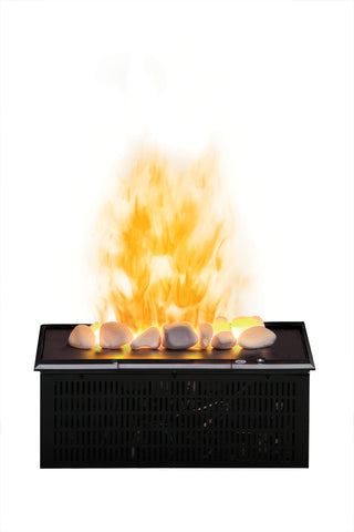 Dimplex Opti-Myst Casette With Rocks | Patio Palace - Windsor & London, ON
