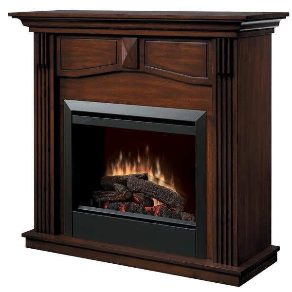 Dimplex Holbrook Mantel Electric Fireplace | Patio Palace