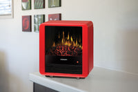 Dimplex Mini Cube Stove Electric Fireplace | Patio Palace