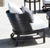 Delano Deep Seat Chair Dark Rum Finish