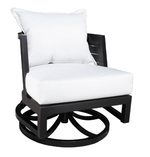 Delano Swivel Accent Chair by Cabana Coast