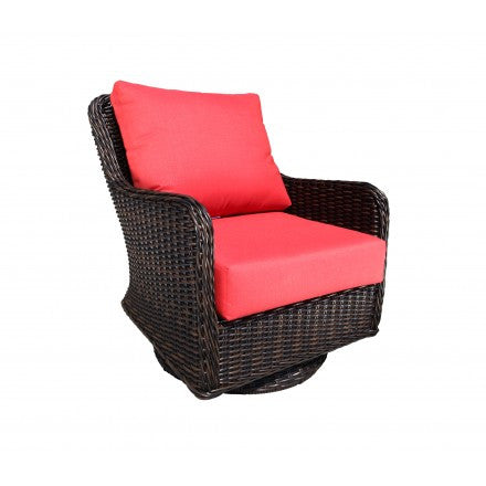Dune Deep Seat Swivel Glider Side View