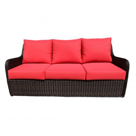 Dune Deep Seat Sofa Front View