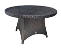 "Flight Deep Seat 36"" Round Coffee Table by Cabana Coast - Coffee"