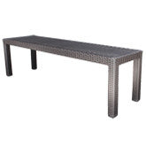 Flight Dining 5' Bench by Cabana Coast