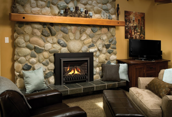 Valor G3 Gas Fireplace Insert - Log Set