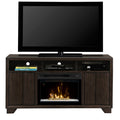 Bayne Media Console Electric Fireplace
