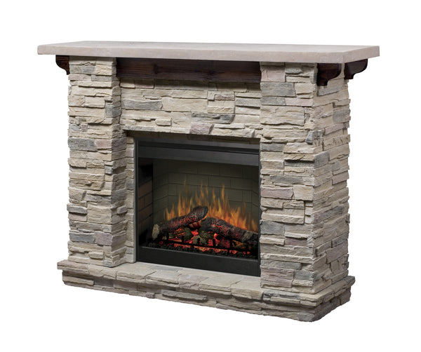 Dimplex Featherstone Mantel Electric Fireplace | Patio Palace - Windsor & London, ON