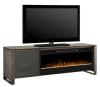 Dimplex Howden Media Console Electric Fireplace | Patio Palace