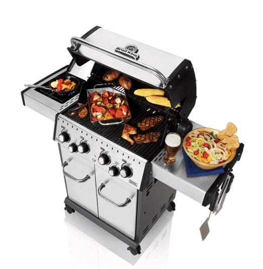 Broil King Baron S490 92258 Gas Grill