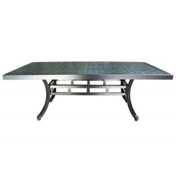 "Hampton Dining Table by Cabana Coast - 60"" Square Table - Foster"