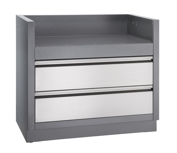 Built In Cabinet for Napoleon Barbeque