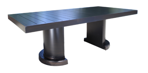 "Lakeview 84"" Dining Table By Cabana Coast"
