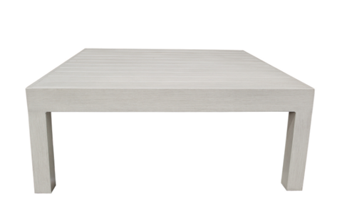 "Lakeview Coffee Table by Cabana Coast - 43"" Square Table"