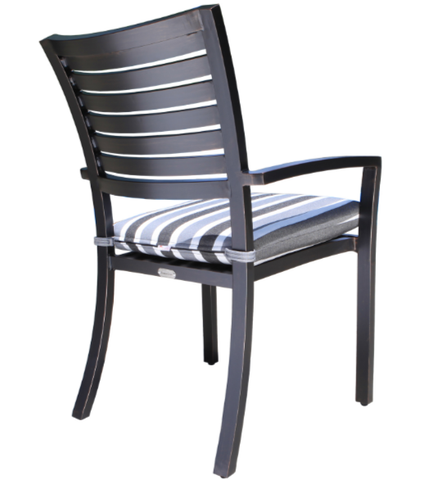 Lakeview Dining Armchair by Cabana Coast