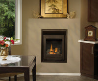 Valor Portrait Freestyle Gas Fireplace - Log Set