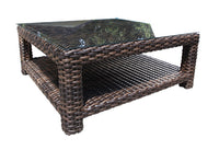 Louvre Deep Seat Square Coffee Table