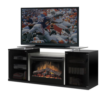 Marana Media Console Black - Dimplex Electric Fireplace