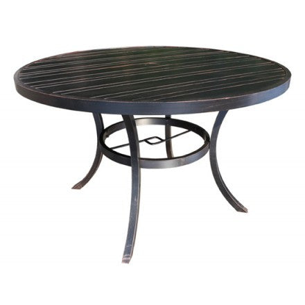 "Milano Dining 54"" Round Table"